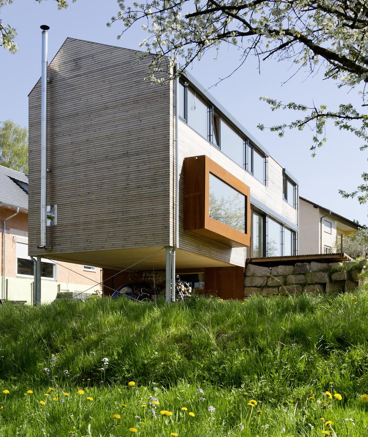 2014 Award Winning House Plans: Cherry Blossom House, Black Forest