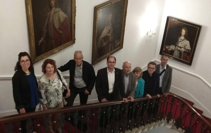 German Ambassador's Residence Tour