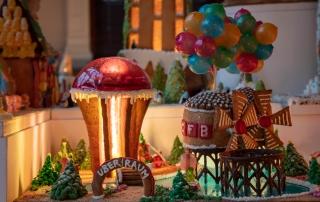 UberRaum Architects Gingerbread City - Photo credit - Luke Hayes