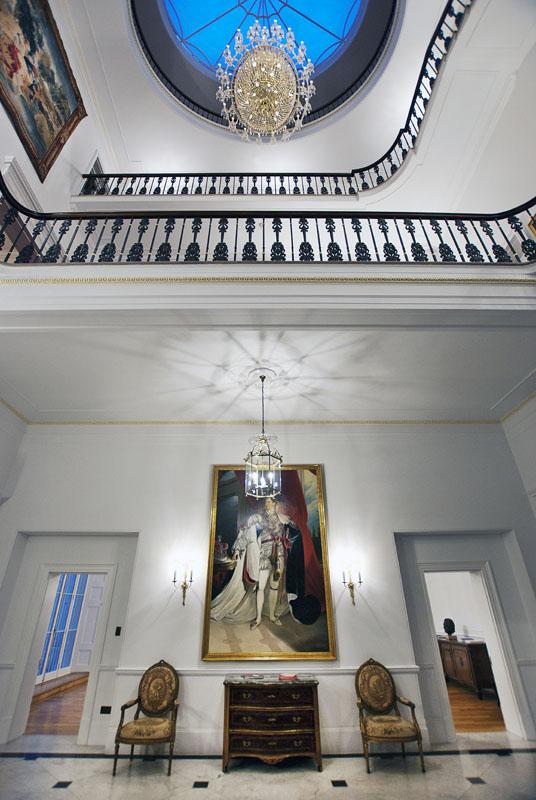 Sir Duke, German Embassy Residence, London