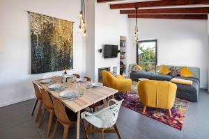 Casa Lucia Dining